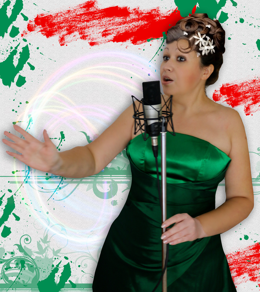 ilyana rodriguez chanteuse royal music hall palace mehun sur yevre